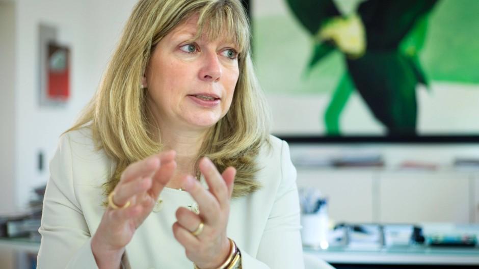 """Das Ausmaß der finanziellen Schieflage war mir nicht klar:"" Hattersheims Bürgermeisterin Antje Köster"
