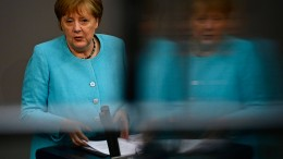 Merkel fordert Dialog der EU mit Putin