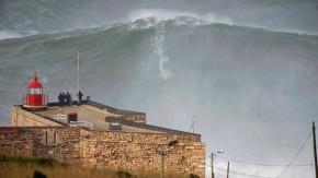 Weltrekord im Wellenreiten