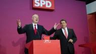 Steinbrück wird kein Kanzler, aber vielleicht führt Gabriel die SPD in eine große Koalition