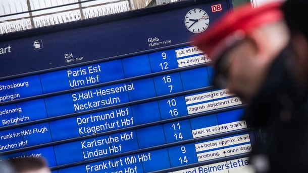 Bahn muss wegen Verspätungen fast 500 Millionen Euro zahlen