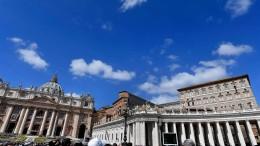 Anklage wegen Kinderpornos im Vatikan
