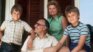 Das düstere Innenleben der Kanzlerfamilie
