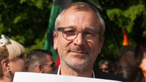 Grünen-Abgeordneter Beck in Istanbul gewaltsam abgeführt