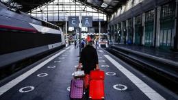 Scheuer fordert EU-Gelder für Schnellzüge durch Europa
