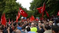 30.000 Erdogan-Anhänger in Köln erwartet