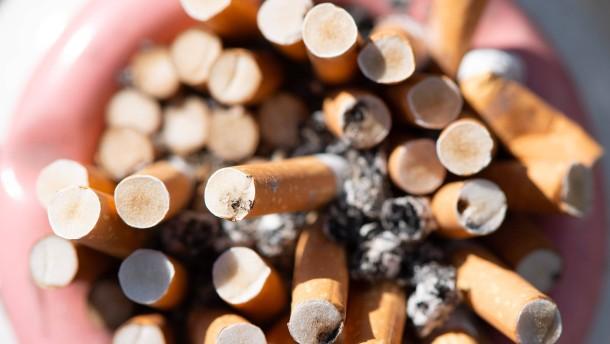 Südafrikas Regierung verordnet Rauchern Entzug