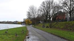 Hochwasserschutz für Offenbach