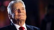 Gauck will bis Frühsommer über zweite Amtszeit entscheiden