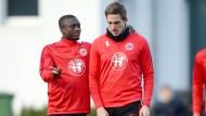 Eintracht Frankfurt will aus dem Tabellenkeller