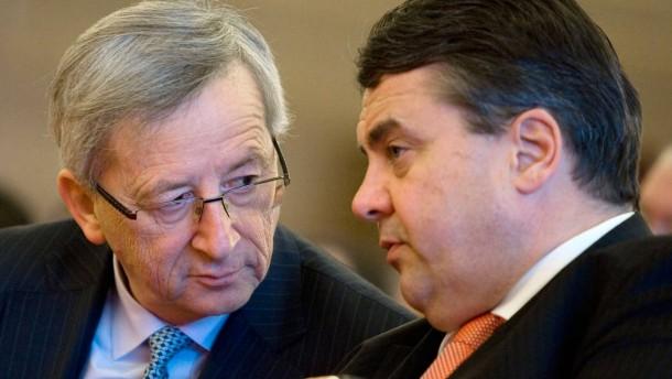 Euroland in Juncker-Hand!