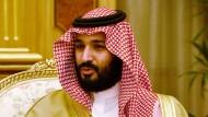 Thronfolger Muhammad Bin Salman.