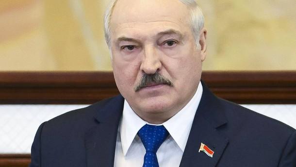 US-Verkehrsministerium schränkt Reisen nach Belarus ein