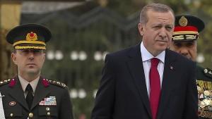 Zustimmung zur Todesstrafe in der Türkei steigt