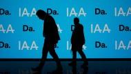 Die IAA in Frankfurt ist vorerst Geschichte.