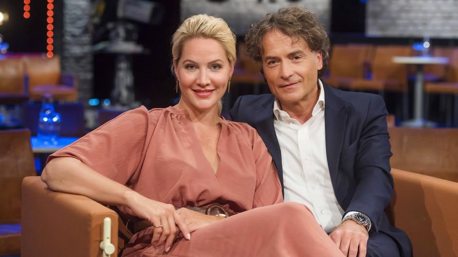 Judith Rakers benannte einen Hahn nach Talkshow-Partner Giovanni di Lorenzo.