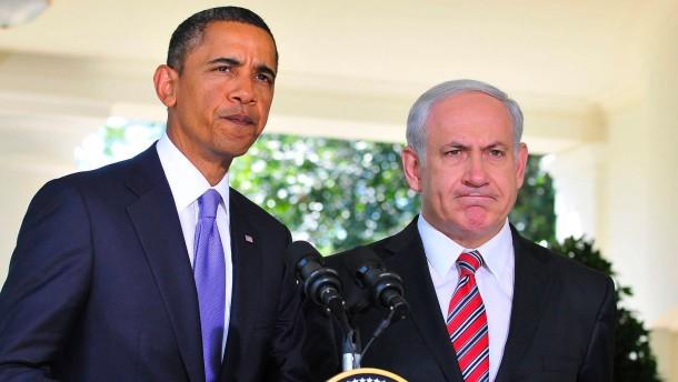 Pk Barack Obama Benjamin Netanjahu