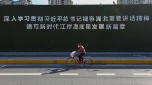 Neue Zahlen aus Wuhan