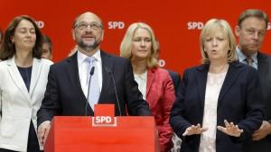 """""""Die SPD ist eine kampferprobte Partei"""""""