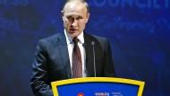 Russland stellt Obergrenze der Ölfördermenge in Aussicht
