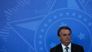 Senatoren fordern gerichtliches Vorgehen gegen Bolsonaro