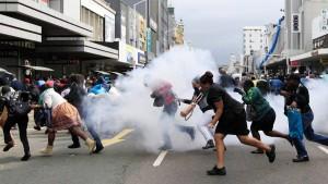 Wenn der Mob wütet