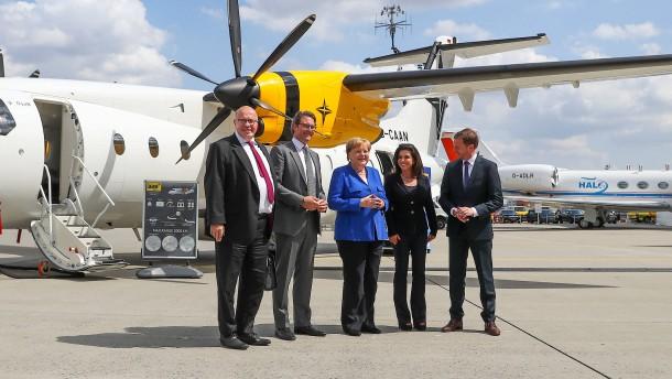 Deutsche Luftfahrt soll Klimavorreiter werden