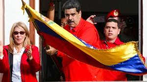 """""""Mein Bruder Maduro! Bleibe standhaft"""""""