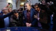 Meisterwerke in Wohnung des rumänischen Ex-Finanzministers beschlagnahmt
