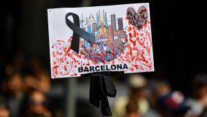 Attentäter von Barcelona ist offenbar tot