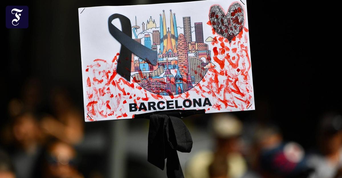 Barcelona Attentäter