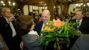 Erhard Walther gewinnt Stichwahl in Groß-Gerau