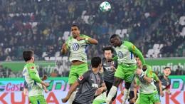 Wolfsburg verpasst Befreiungsschlag im Abstiegskampf