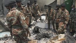 Zahl des Todesopfer nach Explosionen steigt auf 98