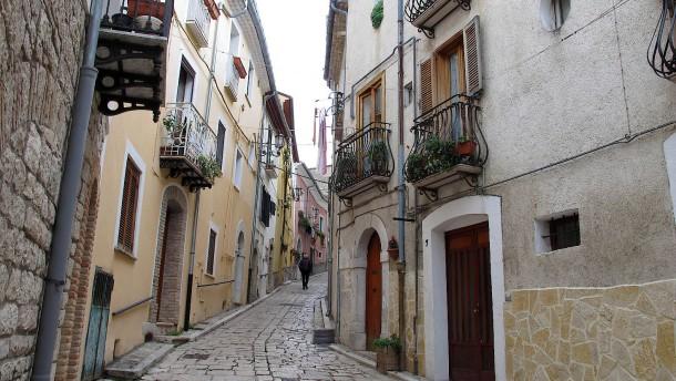 Große Anti-Drogen-Razzia in Süditalien