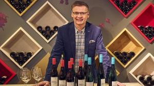 Wein, Tennis und ein guter Listenplatz