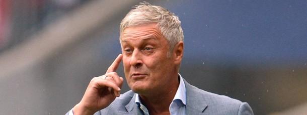 VfB-Trainer Armin Veh
