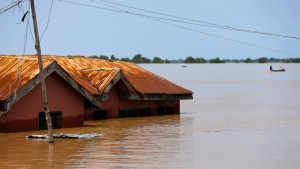 Viele Tote bei Überflutungen in Nigeria