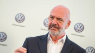 Bernd Osterloh, Vorsitzender des Gesamt- und Konzernbetriebsrats sowie Mitglied des Präsidiums des Aufsichtsrates der Volkswagen AG