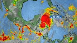 "Hurrikan ""Michael"" steuert auf Florida zu"