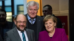 Schnecken-Verhandlungen in Berlin