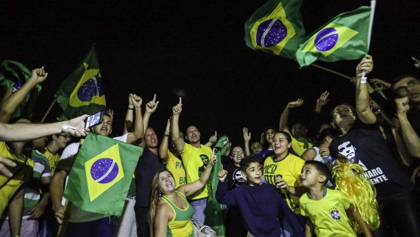 Brasiliens Wandel um jeden Preis