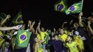 Unterstützer von Jair Bolsonaro