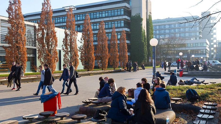 Nicht nur in Heidelberg steigen die Studentenzahlen schneller als die Wohnheimplätze.