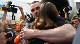 Russland und die Ukraine tauschen 70 Gefangene aus
