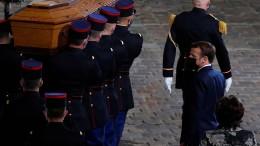 """Abschied von einem """"Helden der Republik"""""""
