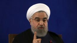 Wirtschaftliche Ausgrenzung Irans?