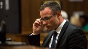 Pistorius bestellte vor dem Tod seiner Freundin neue Waffen