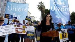 Kalifornien zwingt Uber und Co. zu höheren sozialen Standards