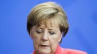 Merkel will Flüchtlingsunterkunft in Heidenau besuchen